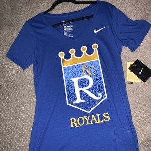 Kansas City Royals Nike shirt